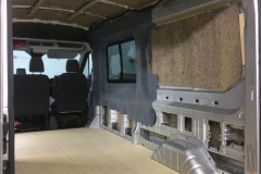 Ford-Transit-T350-Insulating