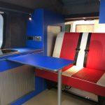 Citroen Dispatch Bespoke Furniture Build