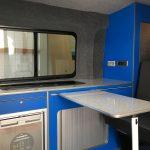 Ford Transit T350 Bespoke Furniture Build