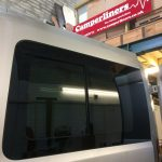 Ford Transit Window Fitting