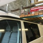 Reimo Awning Rail on VW T5