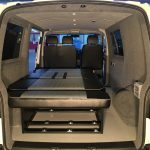 VW T5 / T6 Fully Trimmed with Rock & Roll Bed
