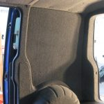 VW T5 Twin Sliding Door fully Carpet Lined